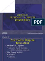 Chapter_13_Alternative_Dispute_Resolution.ppt