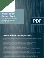 Manual de Paper Port 2
