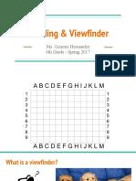 gridding   viewfinder