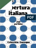 Apertura Italiana