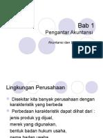 PA1- Akt & Lingkungannya