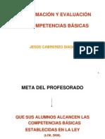 Programación y evaluación por competencias básicas_Jesús Cabrerizo