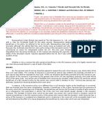 27. the Insular Life Assurance Company, Ltd., Vs. Carponia T. Ebrado and Pascuala Vda. de Ebrado,