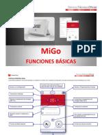 MiGo 2 - Funciones Básicas