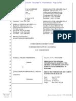 17-04-03 Qualcomm Motion to Dismiss FTC Case