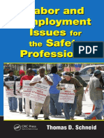 Labor and Employment Issues for the Safety Professional (2011)