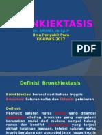 BRONKIEKTASIS FKUWKS 2017.ppt