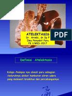 ATELEKTASIS FKUWKS 2017.ppt