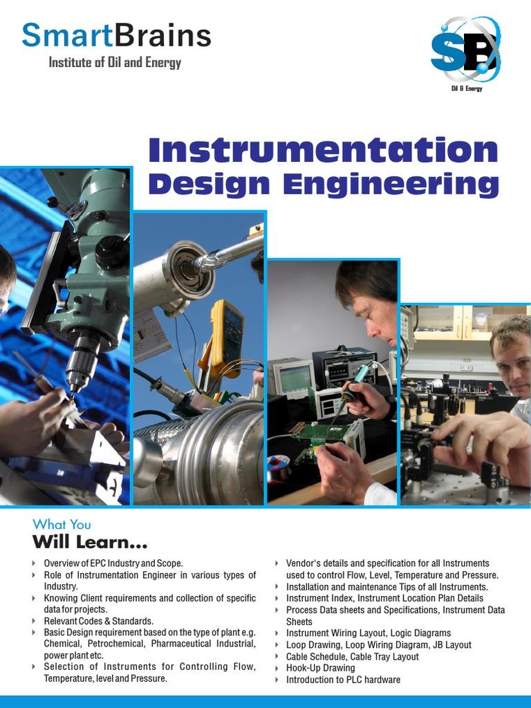 Instrumentation Design Engineering Electrical Wiring Plc Hardware Diagram