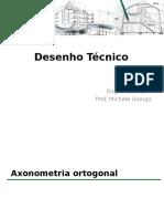 Aula 7 - Axonometria Ortogonal
