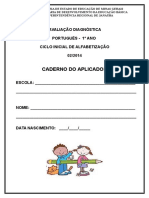 Caderno Do Aplicador Port 1 Ano 2014
