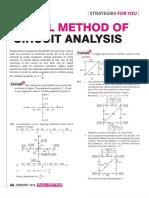 Nodal Method of Circuit Analysis