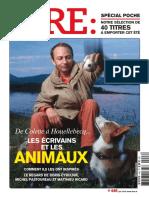Magazine Lire - Juin 2016