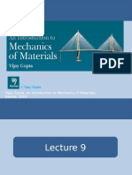 2 Deformation, Strain and Materisl Properties
