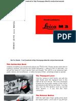Leica_m3_manual.pdf