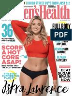 Women's Health - April 2017 UK
