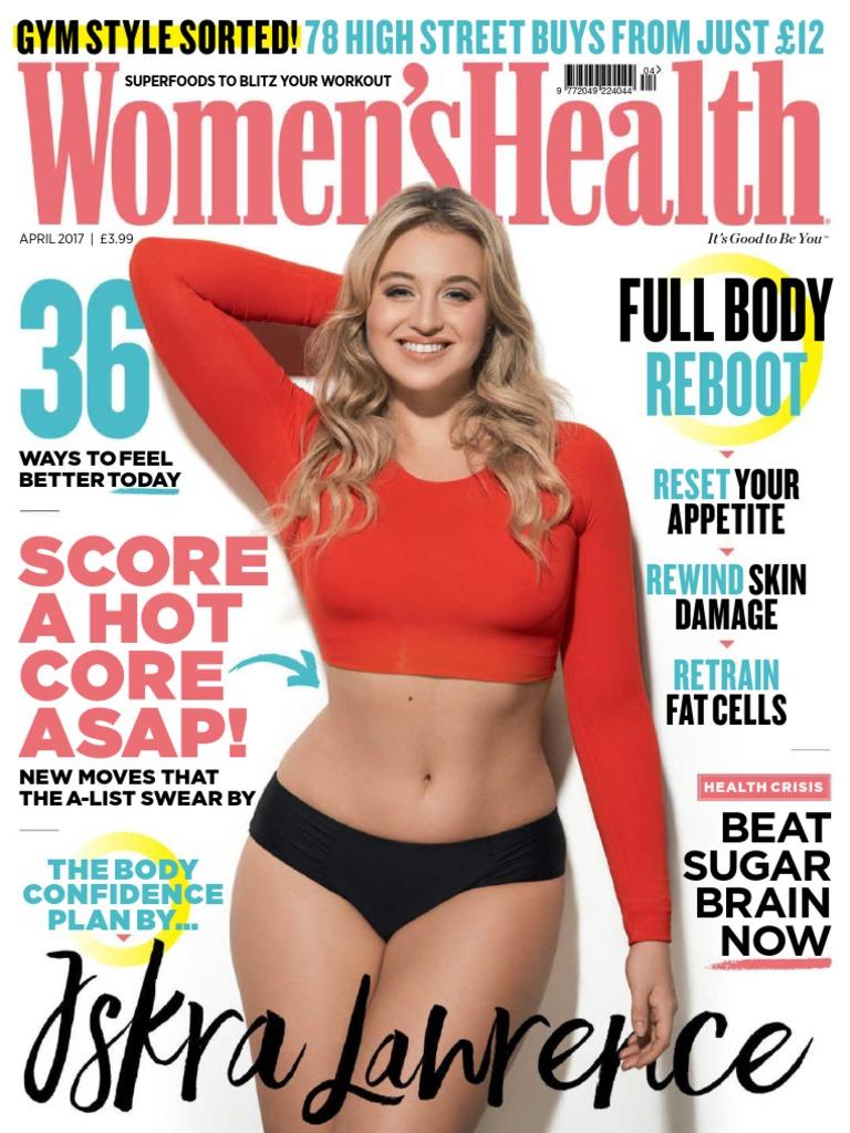 36271f3cf2 Women s Health - April 2017 UK