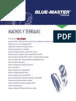 Machos Roscar