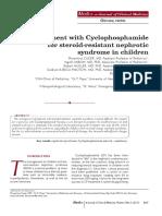 cyclophospamide