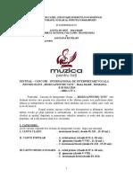 34regulament Concurs Fara Diacritice Pt Site Muzica Pt Toti 2014
