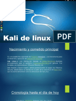 Kali de Linux