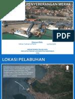 Tinjauan Pelabuhan Merak