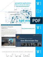 GIS&Blockchain