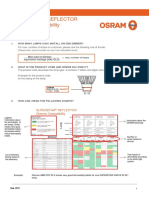 Osram Dimmers 1
