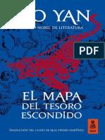 «El mapa del tesoro escondido», Mo Yan (Kailas)