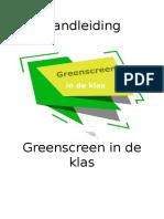 greenscreen 2520in 2520de 2520klas