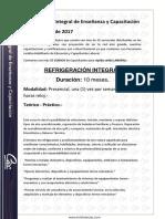 Refrigeracion Integral