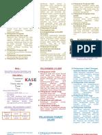 Leaflet Puskesmas Sukamantri