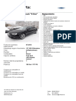 Audi A5 2,0tdi Sportback Sline RefS8-1601j