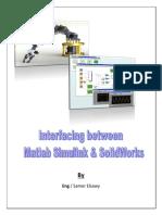 Interfacing Btwn Matlab&SolidWorks