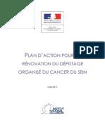 Cancer du sein. Deux consultations proposées aux femmes de 25 et 50 ans