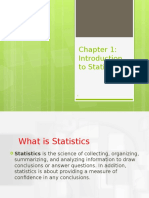 Chapter_1 Introduction to Statistics