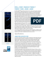 h13217 Vmax3 Specifications