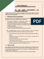 Guide Promoteur Électricité Calcul Participation
