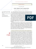 Acute Spinal Cord Compression