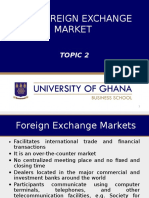 Topic 2 -The Foreign Exchange Market-1