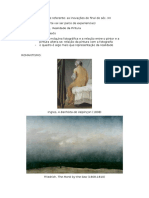 Arte e Modernismos