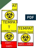 TEMPAT Hazard