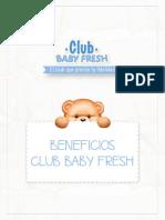 Beneficios Club Baby Fresh