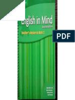 English in Mind 2 Teacher s Resource Book Chast 1 2