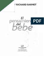 Barnet Ann Y Richard - El Pensamiento Del Bebe(OCR y opt).pdf