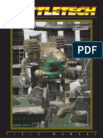 FASA - Battletech - Field Ops Manual (Fan Supplement)