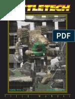 FASA - Battletech - Field Ops Manual (Fan Supplement)