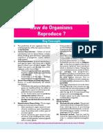 3 How Do Organisms Reproduce