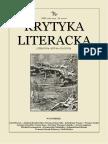 Krytyka Literacka 1 2017