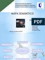 mapa semántico química